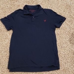 Men's slim fit American Eagle polo
